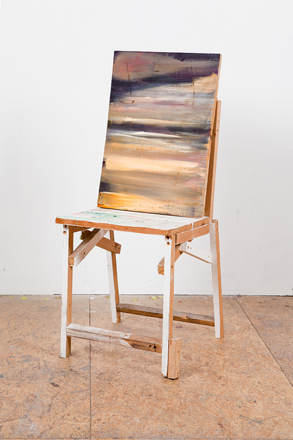 , 'Landscape with chair,' 2019, Florence Loewy