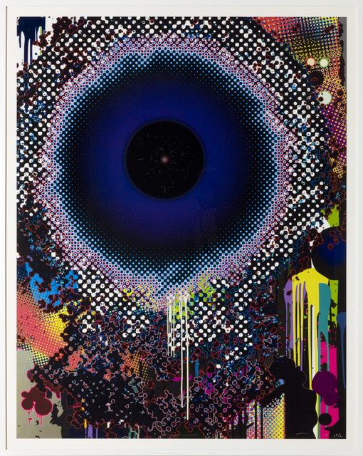 Takashi Murakami, 'Warp', 2010, Gagosian