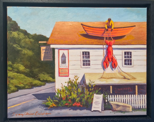 , 'Mac's Shack WellFleet,' 2017, Cross Contemporary Art