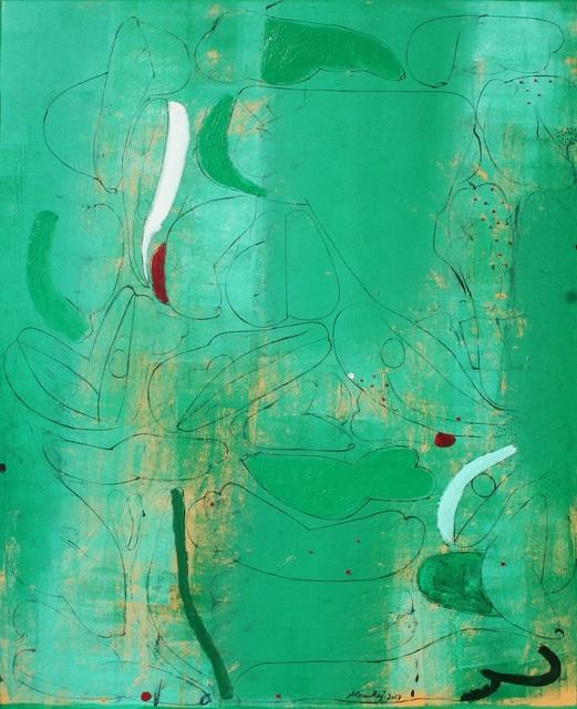 , 'Voice of God 30,' 2017, Bill Lowe Gallery
