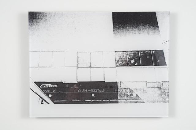 , 'EZ-Pass,' 2014, Fleisher/Ollman
