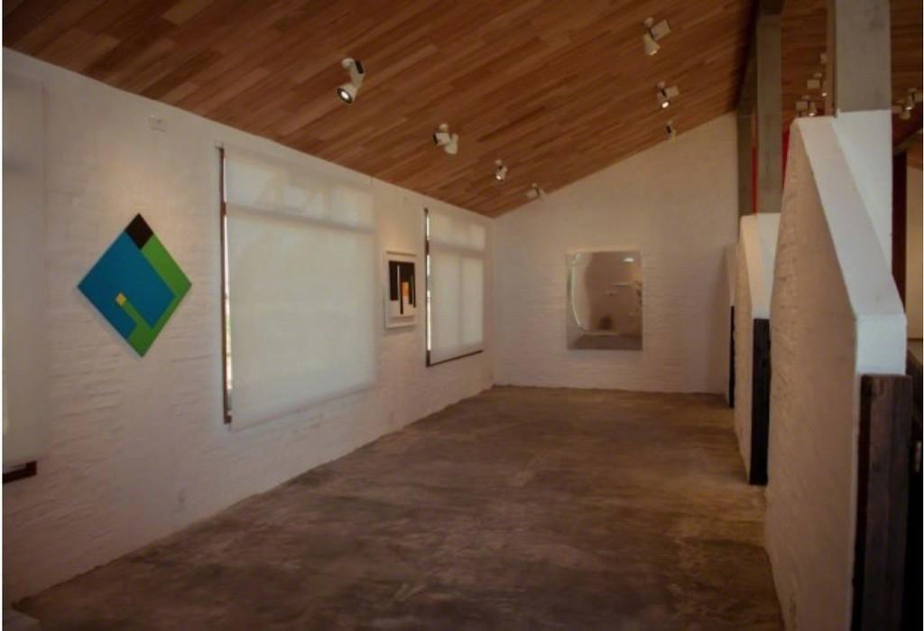 Installation view: Bruno Munari Negativo-positivo, Riccardo De Marchi