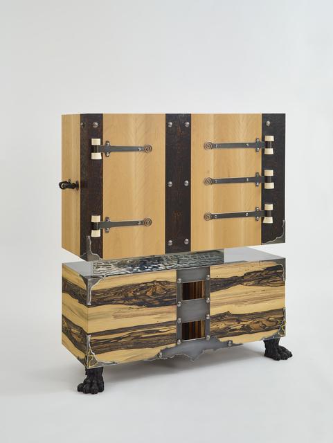 , 'Cabinet Borgia ,' 2016, Demisch Danant