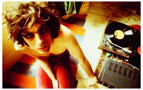 Mick Rock, 'Syd Barret with record player, London ', 1969, The Bonnier Gallery