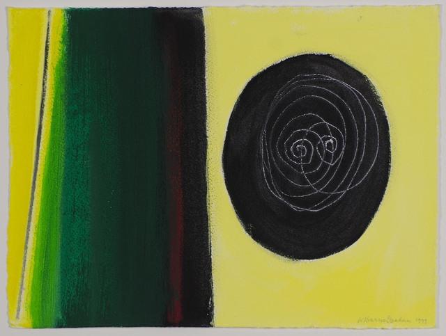 , 'Untitled (White spiral),' 1999, Waterhouse & Dodd