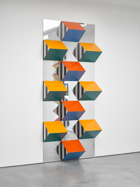 , 'Pile Up: High relief n° B5,' 2017, Lisson Gallery