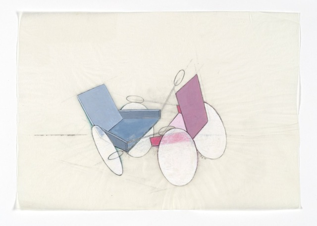 , 'Rollstuhl - Kampf 4 [Wheelchair - Fight 4],' 1975, Richard Saltoun