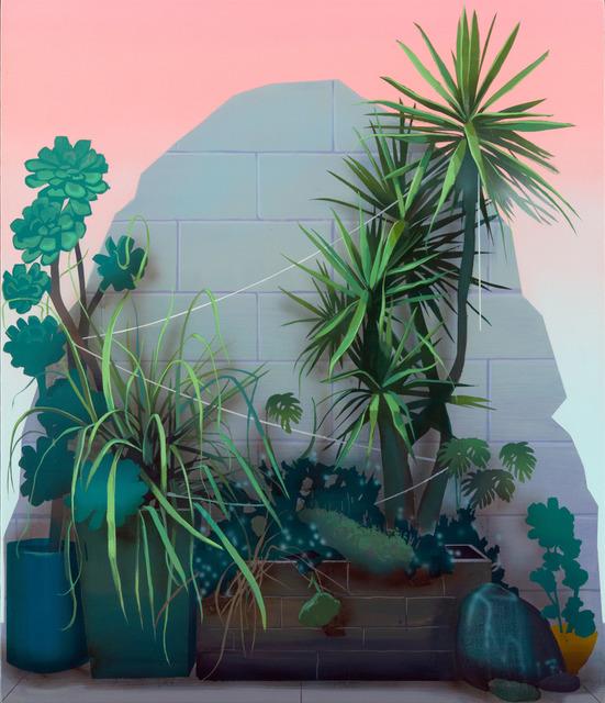 , 'Succulent Garden,' 2017, Edward Cella Art and Architecture