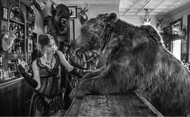 David Yarrow, 'Last orders', 2018, Photography, Archival pigment ink on paper, Fineart Oslo