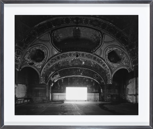 , 'Michigan Theater, Detroit,' 2015, Fraenkel Gallery