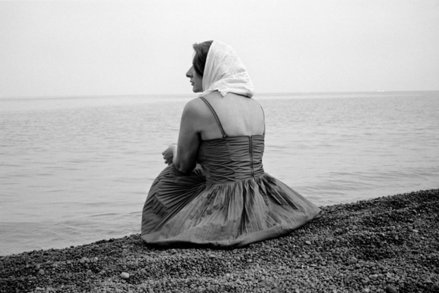 Marina Abramović, 'Stromboli II (Sitting),' 2002, Lia Rumma
