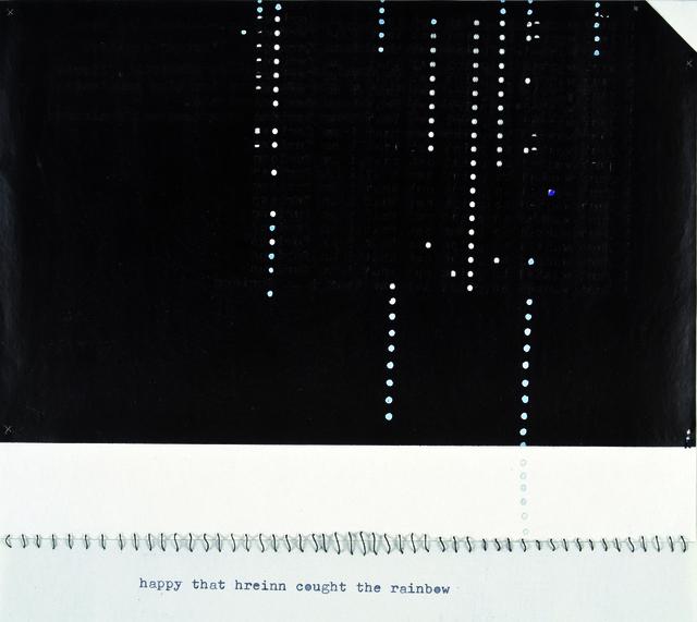 , 'untitled – happiness,' 2016, Hverfisgallerí