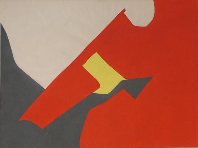 Equipo 57, 'Sin título', 1957, Rafael Ortiz