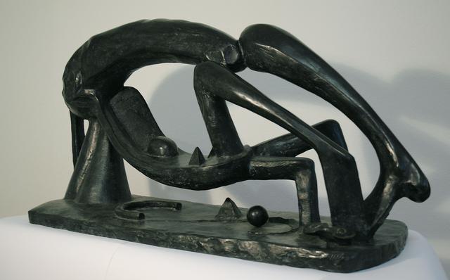 , 'Amazone (Femme et cheval),' 1938/1986-87, DIE GALERIE