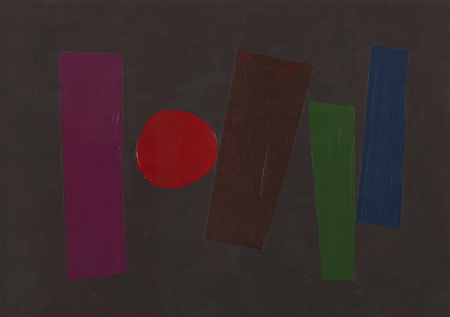 , 'AP-72-001,' 1972, Berry Campbell Gallery
