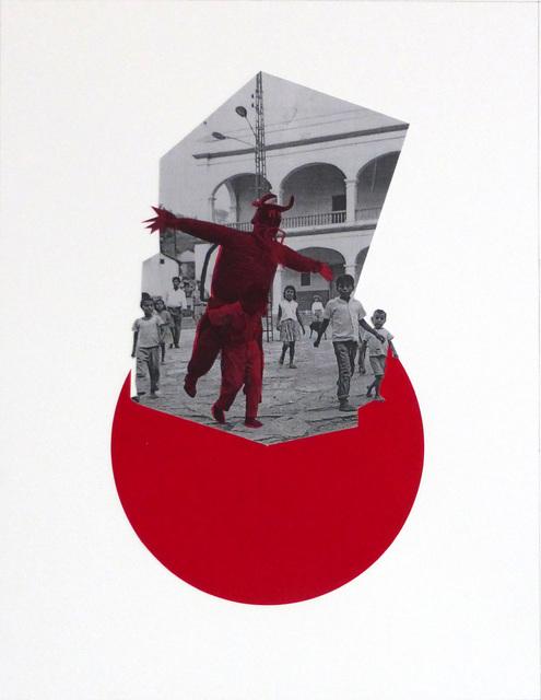 , 'Días Feriados,' 2015, Galería La Caja Negra
