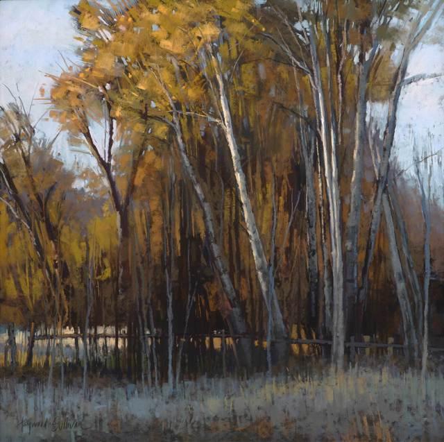 , 'Frost,' 2018, Vose Galleries