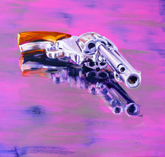 , 'Colt Single Action,' 2014, Hosfelt Gallery