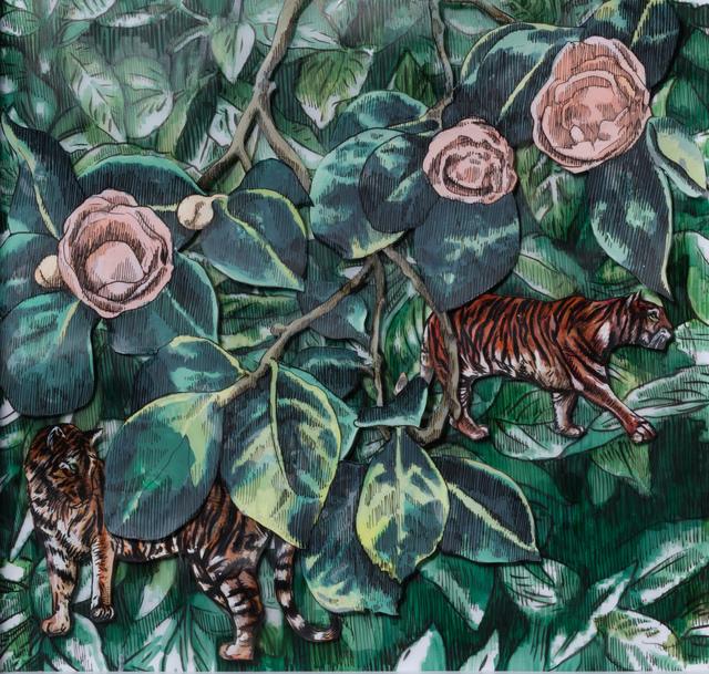 , 'Tigris Botanica,' 2018, Art on Avenues