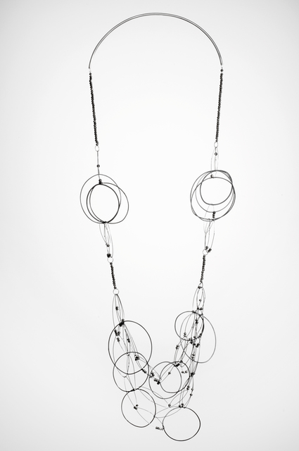 , 'Tangled circles 4, Necklace,' 2015, Sienna Patti Contemporary