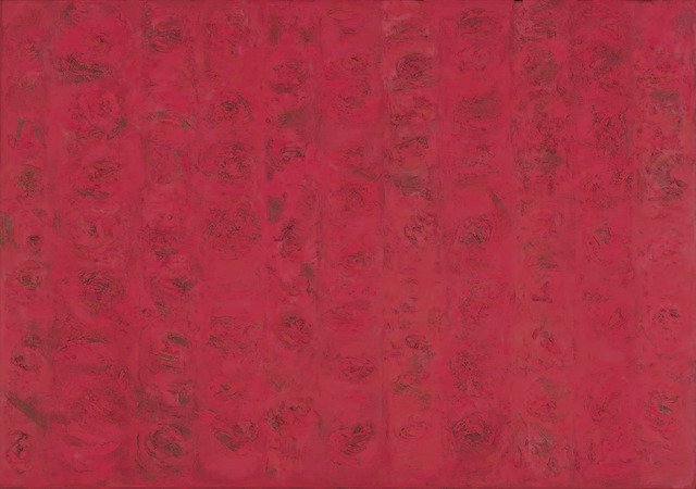 , 'Compassion Red,' 1955, Walter Wickiser Gallery