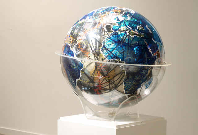 , 'In Between the Lines,' 2010, Bivins Gallery