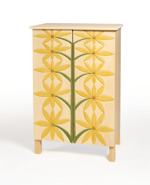 Judy Kensley McKie, 'Flower Cabinet', 2017, Gallery NAGA