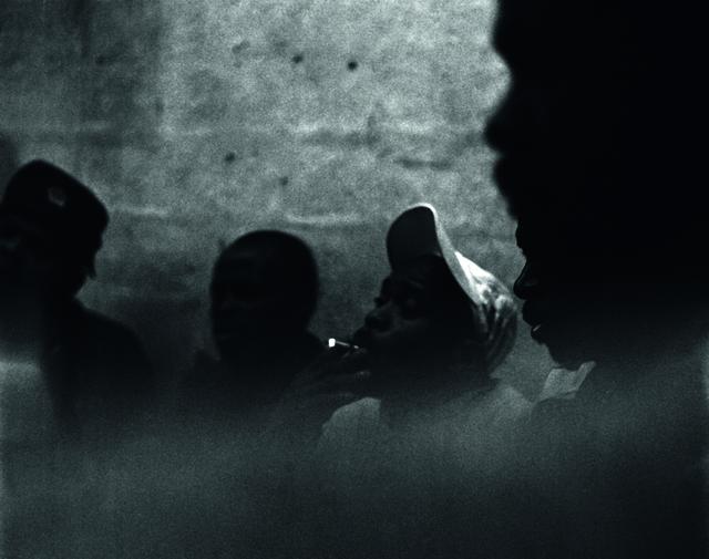 , 'Tihlobo,' 2008, blank projects