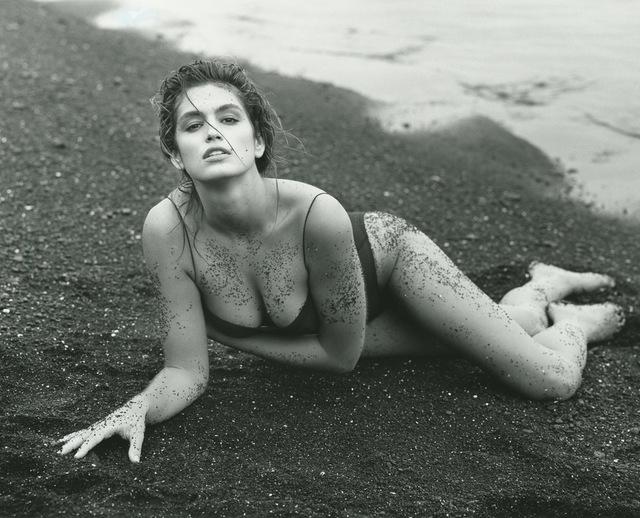 Herb Ritts, 'Cindy Crawford, Hawaii', 1988, Edwynn Houk Gallery