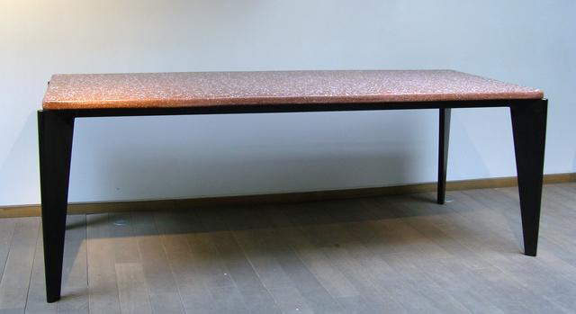 ", ' ""Terrazo"" table,' 1945, Jousse Entreprise"
