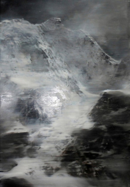 , 'Jannu variations 8,' , Sala Parés