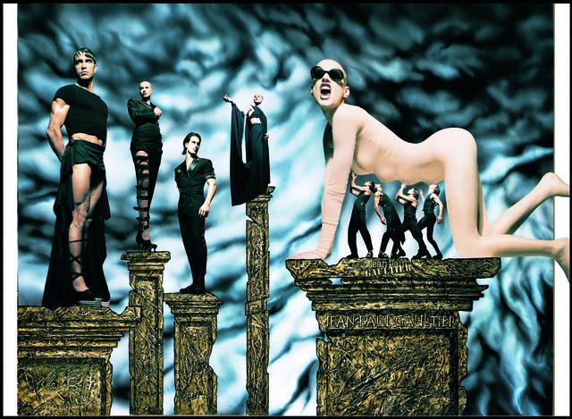 , 'Campagne publicitaire pour la collection Les Classiques Gaultier revisités, prêt-à-porter Femme printemps-été 1993,' 1993, RMN Grand Palais