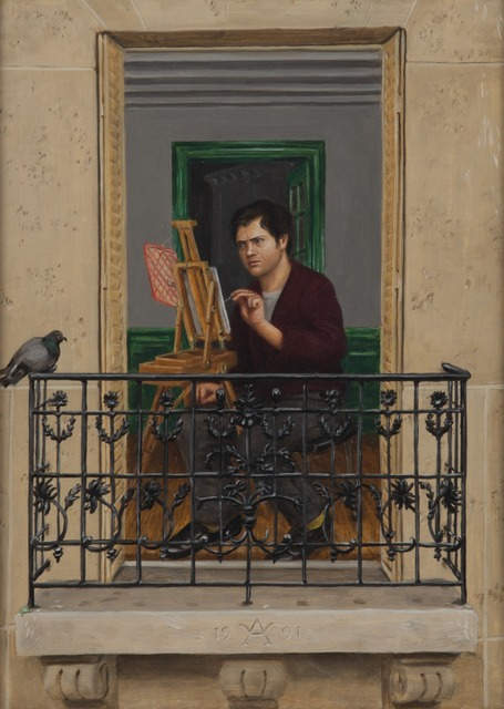 , 'Self-Portrait,' , Childs Gallery