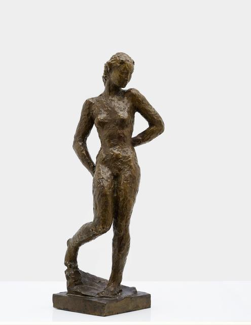 , 'Statuette,' 1925, Ludorff