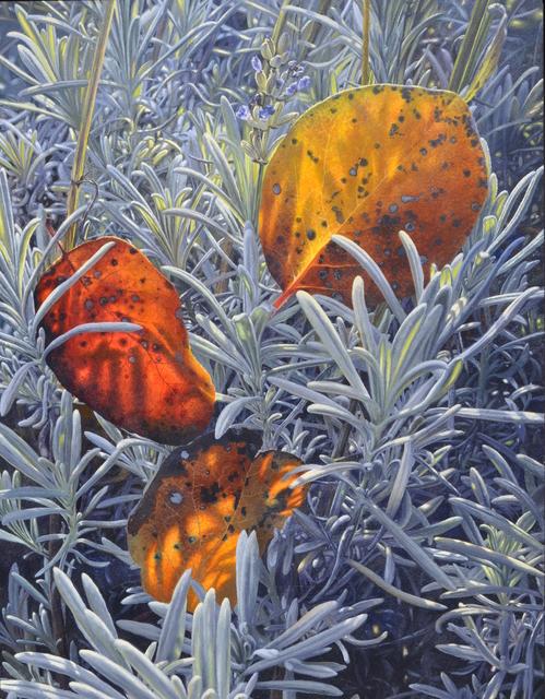 , 'Unser Lavendel,' 2005-2018, GALERIE URS REICHLIN