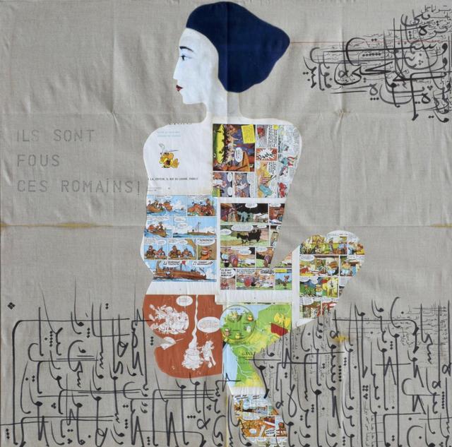 , 'Ils sont Fous ces Romains!,' 2017, Susan Eley Fine Art
