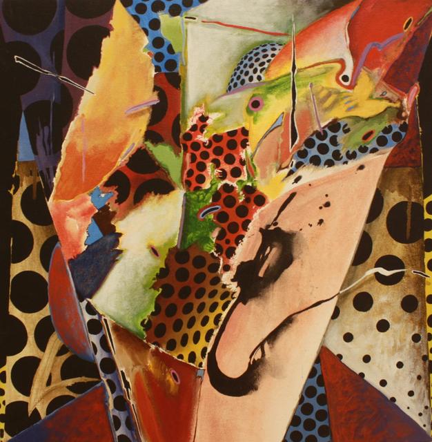 , 'Shakey Sumo (Attic Series),' 21st Century, Madrona Gallery