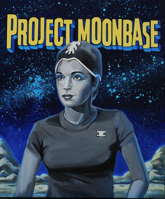 , 'Project Moonbase,' 2018, Ro2 Art