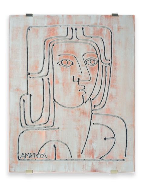 , 'Bust of Woman in Light Gray,' , Joanne Artman Gallery