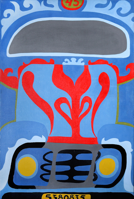 , 'Colectivo 45,' 1966, Roldan Moderno