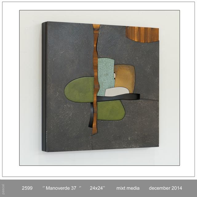 , 'MANOVERDE 37,' 2014, GF Contemporary