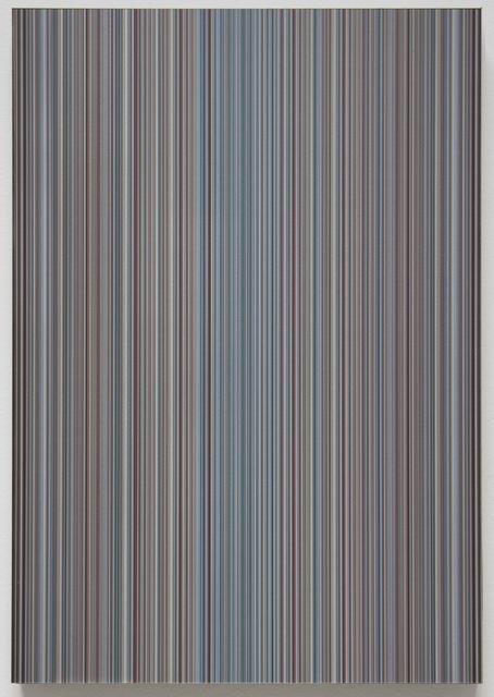 Yoon Sang Yuel, 'Silence C(SB-2)', 2019, Painting, Sharp pencil on paper, Digital printing on acrylic, Gallery SoSo