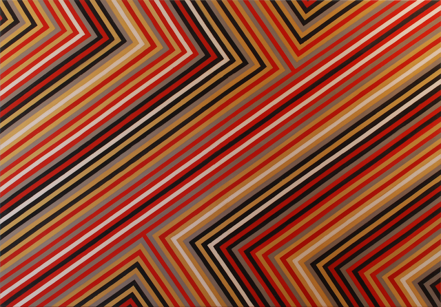 , 'Gray Ground No. 115,' 1970, Peyton Wright Gallery