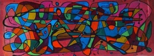 , 'Untitled #3,' 1954, Gillian Bryce Fine Art