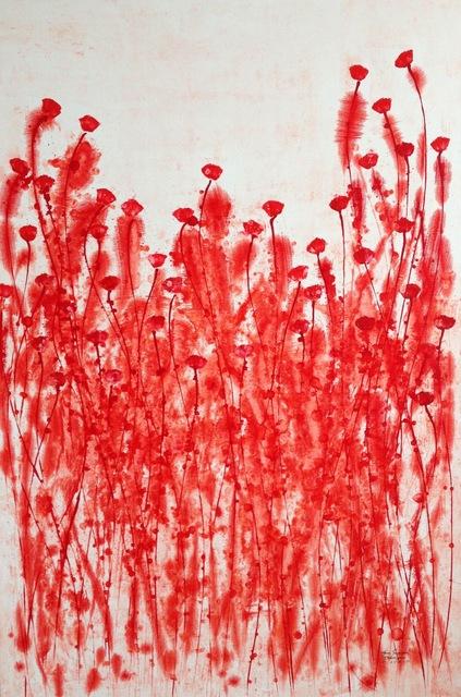 , 'Pluie de Printemps III,' , Artist's Proof