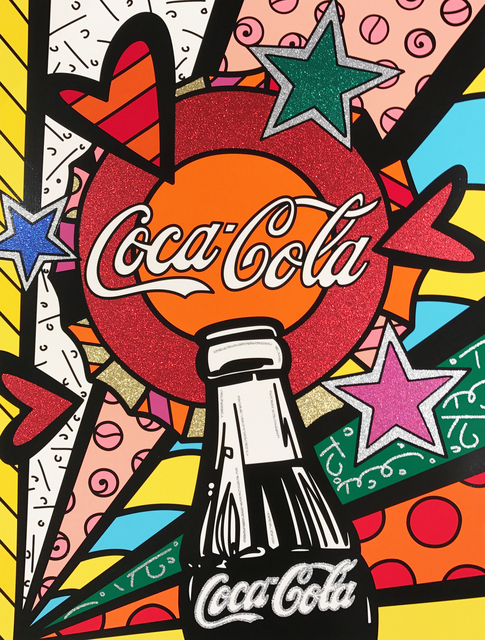 , 'Coca Cola III – Sunshine,' 2016, Art Supermarket