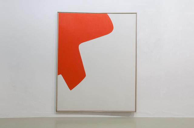 Leon Polk Smith, 'correspondence red white', 1961, Edition & Galerie Hoffmann
