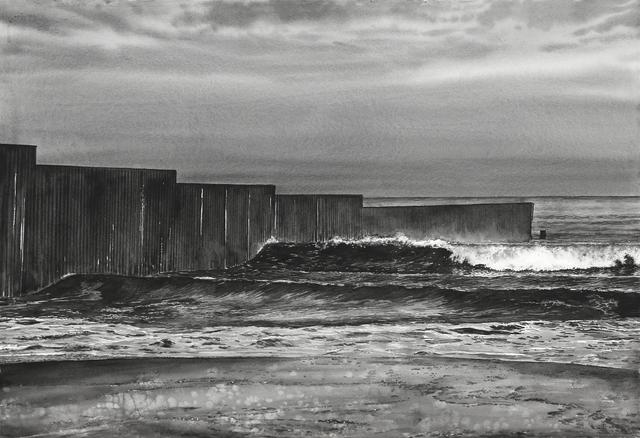 , 'Ocean,' 2017, Castor Gallery