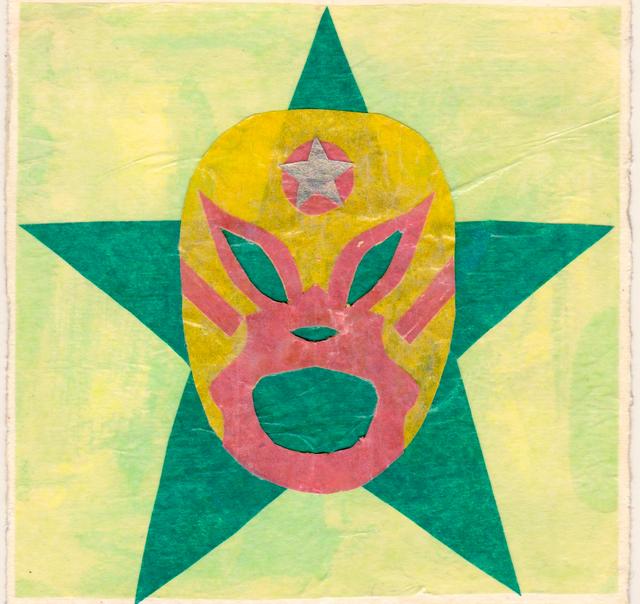 Victoria Behm, 'La Luchera, Green/Yellow', ca. 2012, 440 Gallery