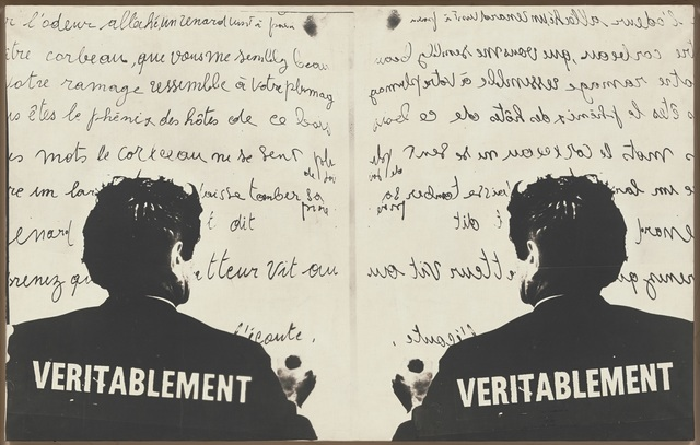 , 'Véritablement (Truly),' 1968, The Museum of Modern Art